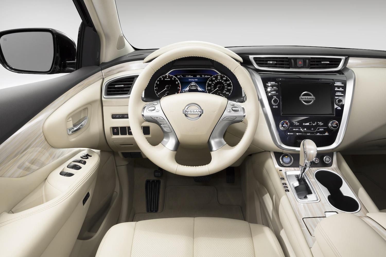 Amzing Interior Shot Of The 2017 Nissan Murano Reminds Me Toyota With Its Eship Like Inside