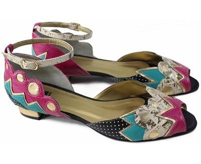 c04ba5a0c CAN CAN - Louloux - Sapatos Colecionáveis Sapatos
