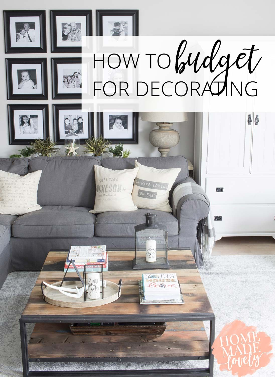 How To Budget For Decorating So You Don T Overspend Do It Yourself