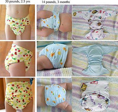 Cloth diaper tutorial | Baby Boy | Pinterest | Stoffwindeln, Nähen ...