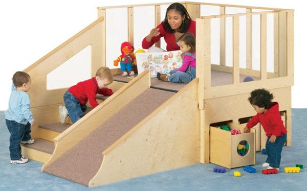 TINY TOTS LOFT  12 to 24 Months