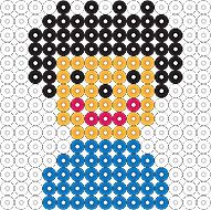 Biggie Beads Free printable patterns | OT Inspiration