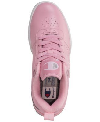 fe9238cd7d89d Champion Girls  Court Classic Athletic Sneakers from Finish Line - Pink 5.5