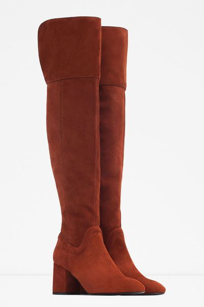 Bottes femme cuir - L'Express Styles