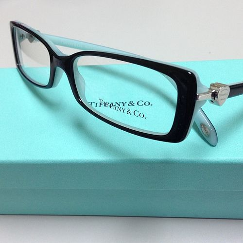 a589fd77f57 New for 2013 - Tiffany   Co. Eyeglasses and Sunglasses. This is TF 2035.  Color 8005 top black blue