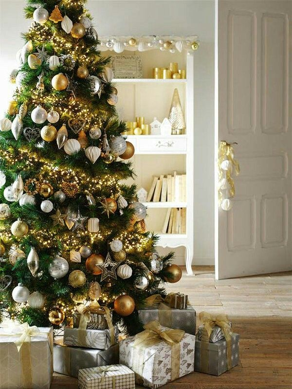 Rbol de navidad decoraci n navide a rbol de navidad - Decoracion arboles navidenos ...