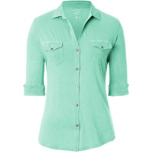MAJESTIC Hand Dyed Shirt