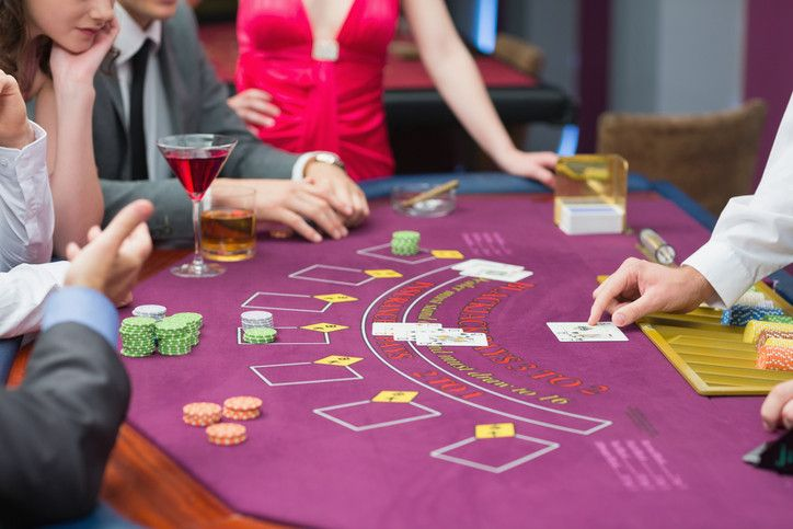 the blackjack rules for this game vary in that