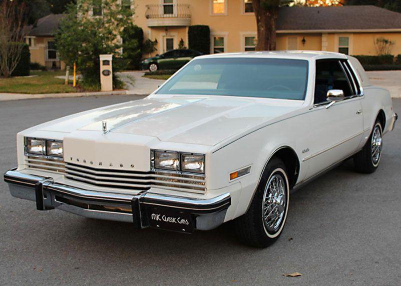 1981 Oldsmobile Toronado | MJC Classic Cars | Pristine Classic Cars For Sale – L…