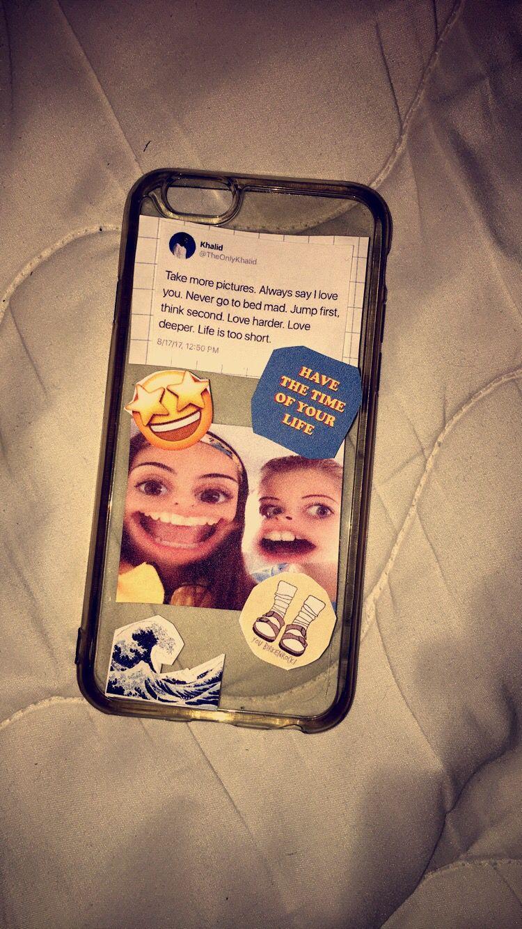 diy phone case best friend | Diy phone case, Iphone phone ...