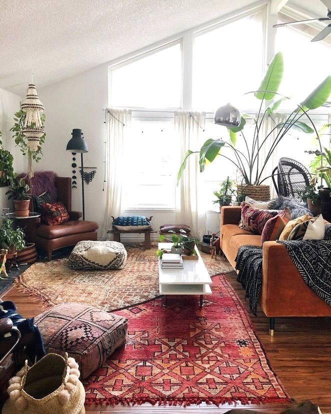 mesmerizing artsy eclectic living room | The War Against Eclectic Living Room An eclectic style is ...