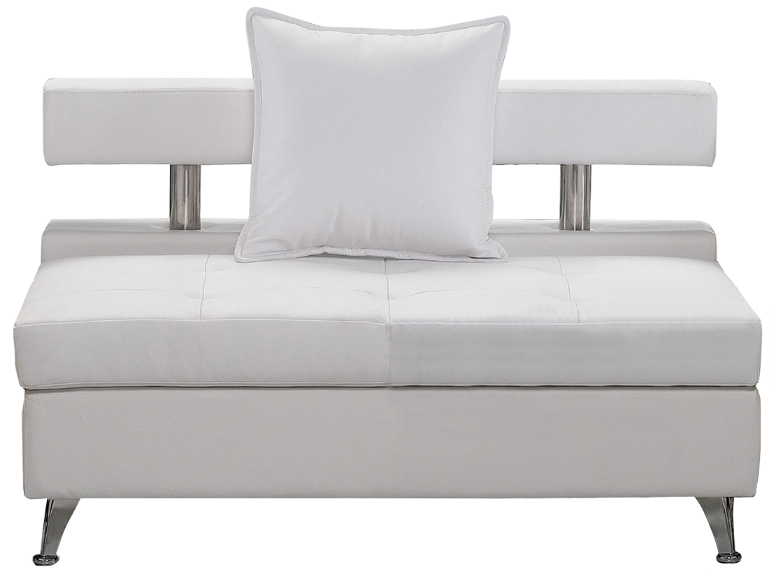 White Leather Sofa Event Rental With Images White Leather Sofas