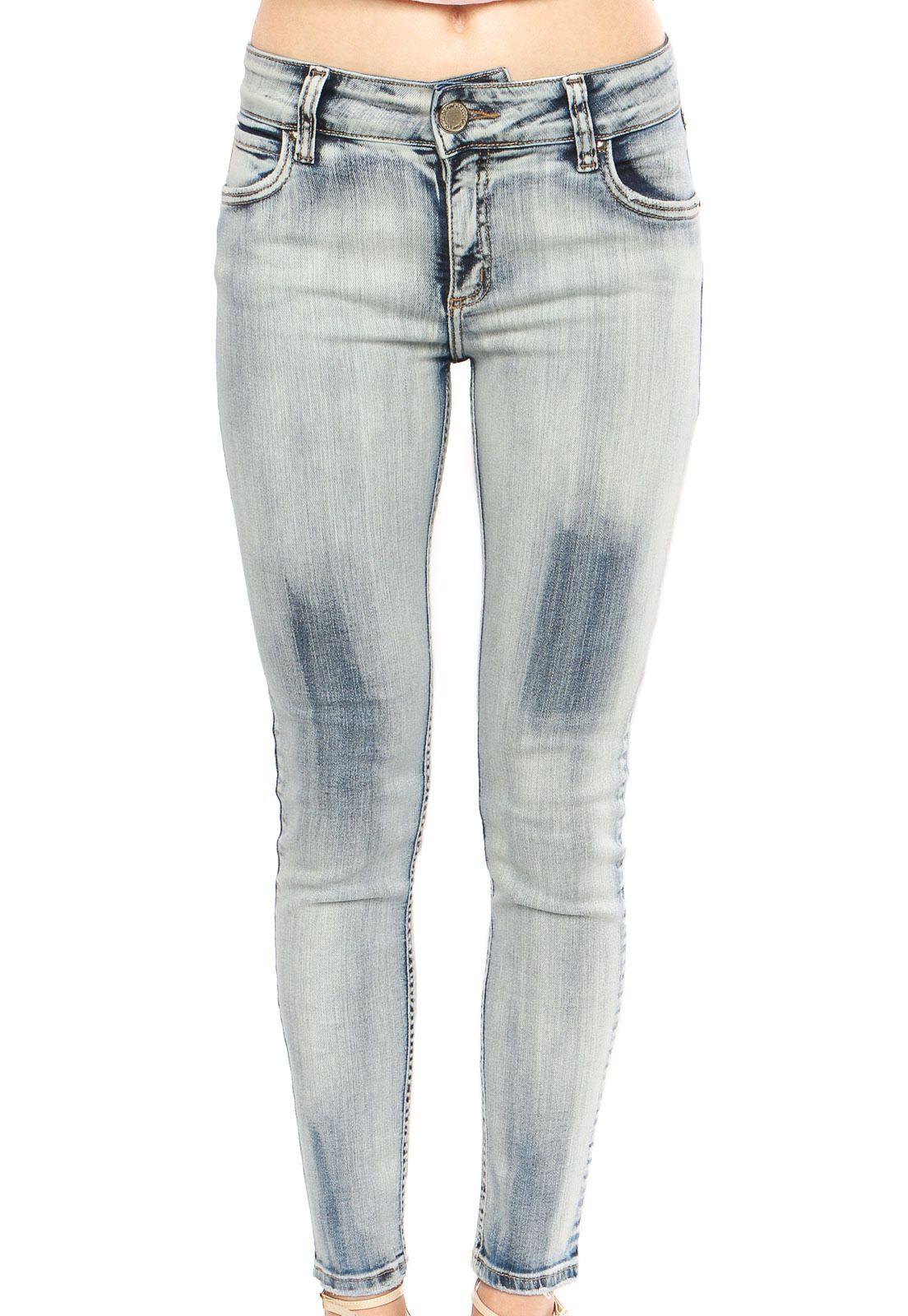 336362158 Calça Jeans Colcci Fátima Skinny Azul | calça jeans | Calça jeans ...