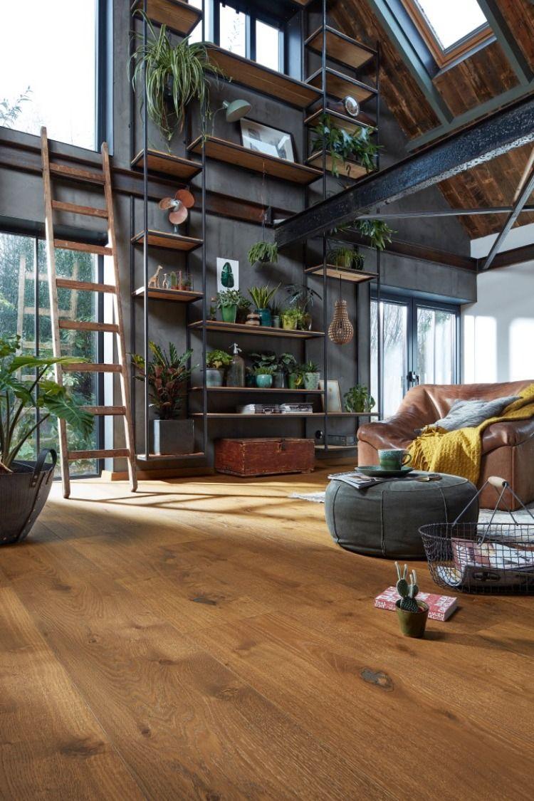 Holzboden Lindura von MEISTER der strapazierfähige Hightech Boden