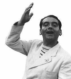 5 juin 1898 : naissance de Federico Garcia Lorca, poète et dramaturge espagnol († 19 août 1936).