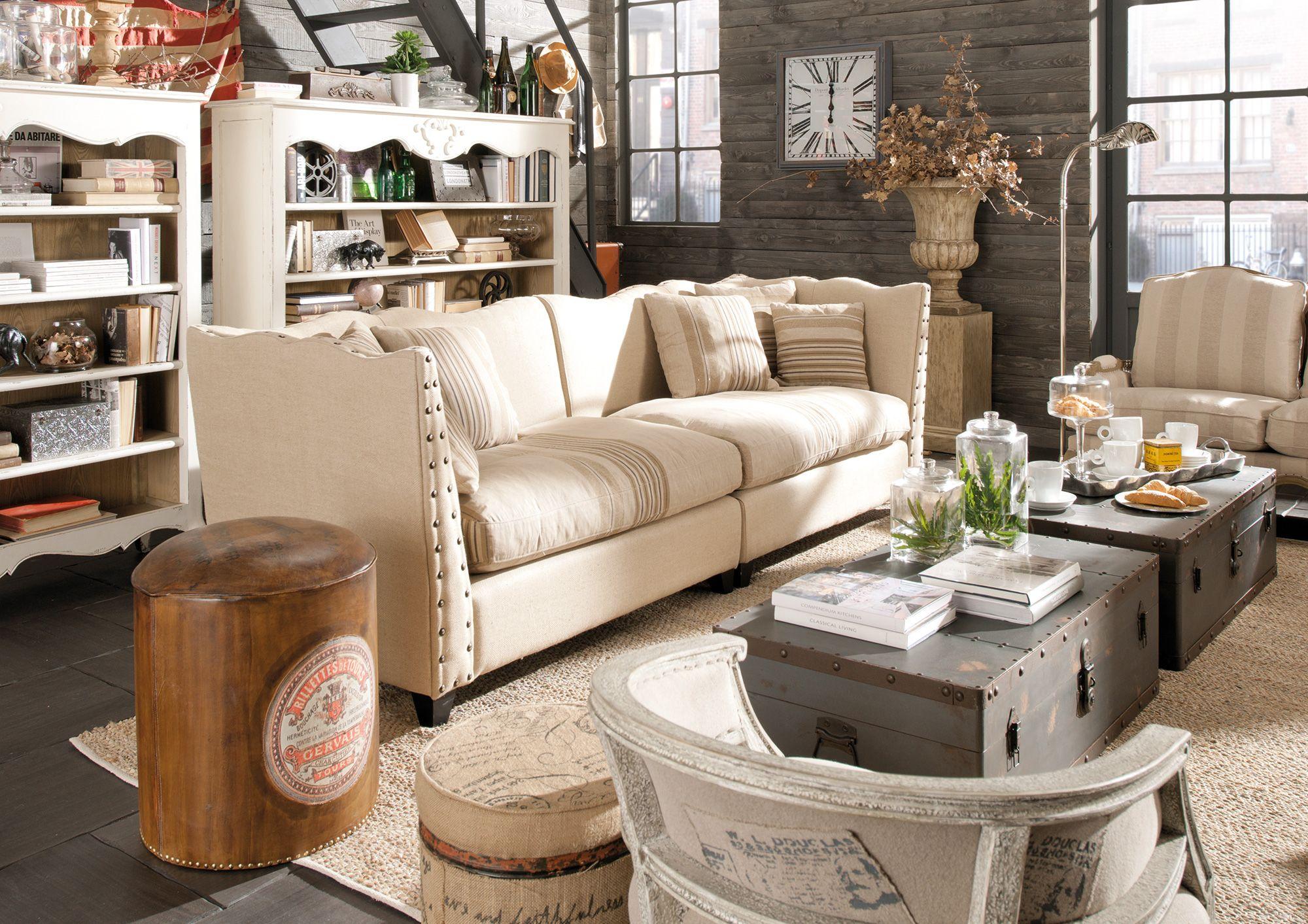 arredamento country, vintage, industrial, loft, urban, shabby chic ... - Arredamento Country Chic Online