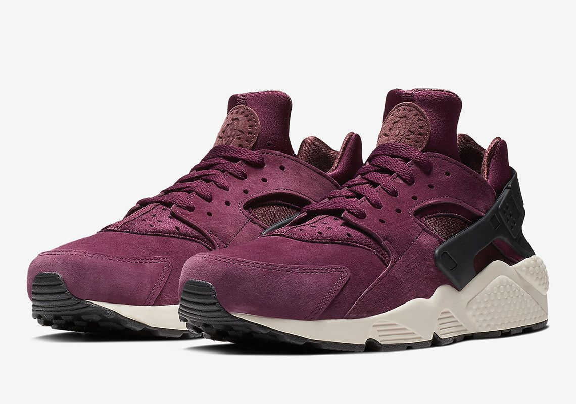 8b632c10e36a Nike Air Huarache Bordeaux 704830-603  thatdope  sneakers  luxury  dope   fashion  trending