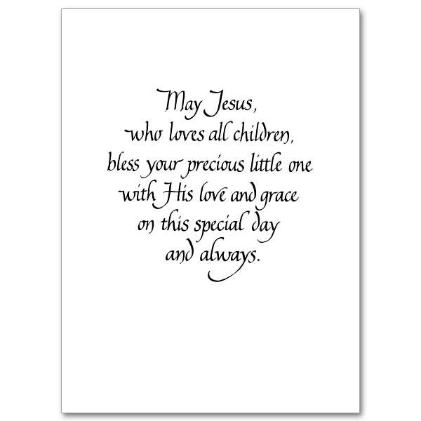 Blessings on Baby's Baptism - Baptism Card, Child   photography   Pinterest   Baptism cards ...