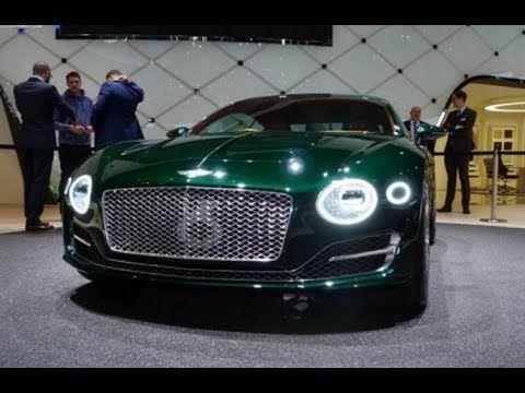 2018 Bentley Continental Gt Review Auto News Pinterest Bentley