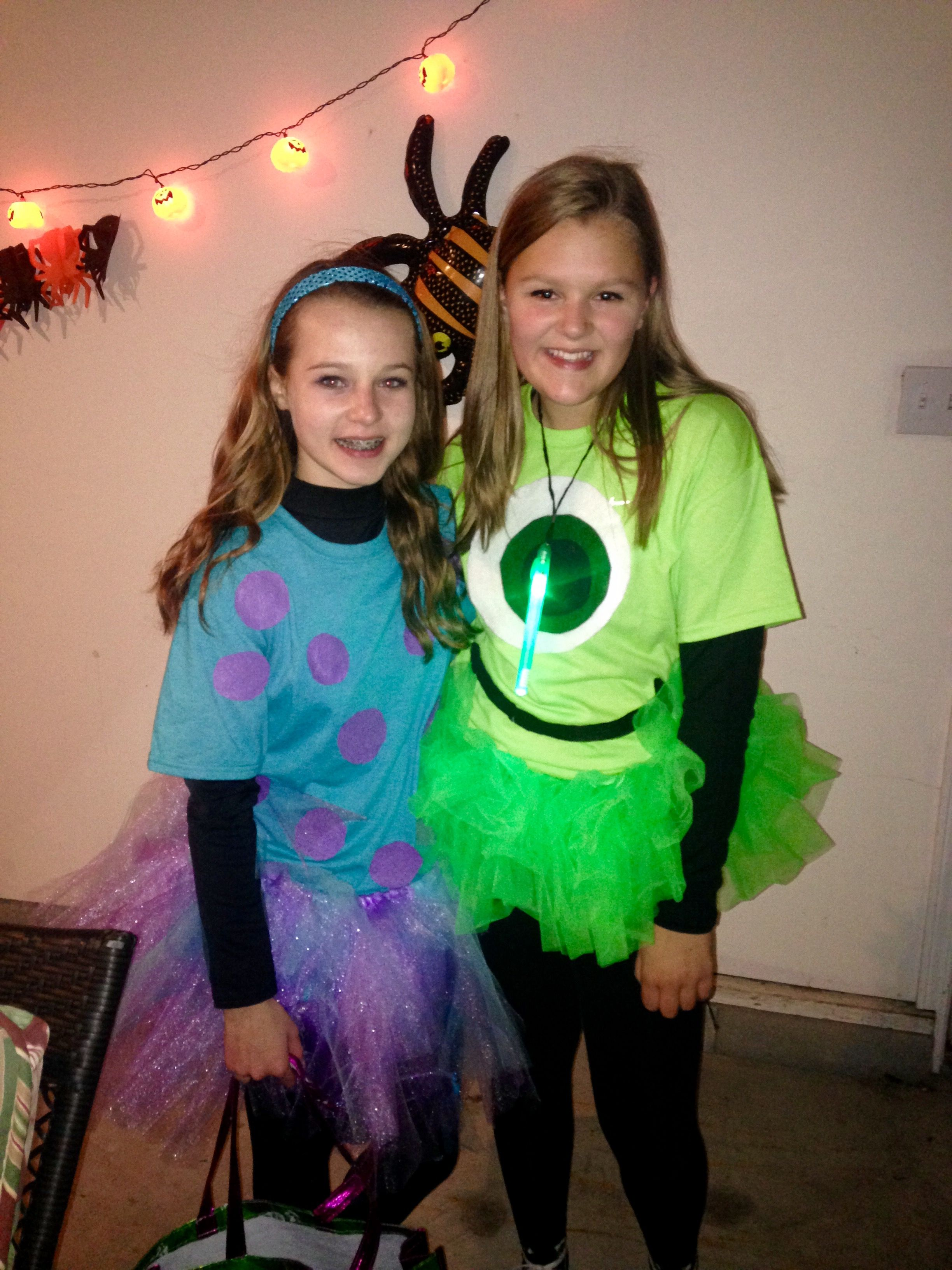 disney monsters inc halloween costumes friend costumes mike wazowski