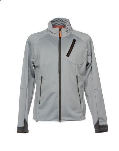 PARAJUMPERS Mens Jacket Light grey L INT
