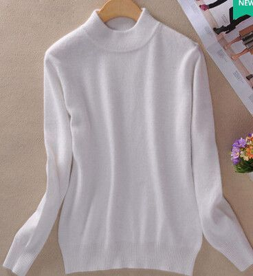 Buy High-quality Cashmere Sweaters Women Fashion Autumn Winter ...