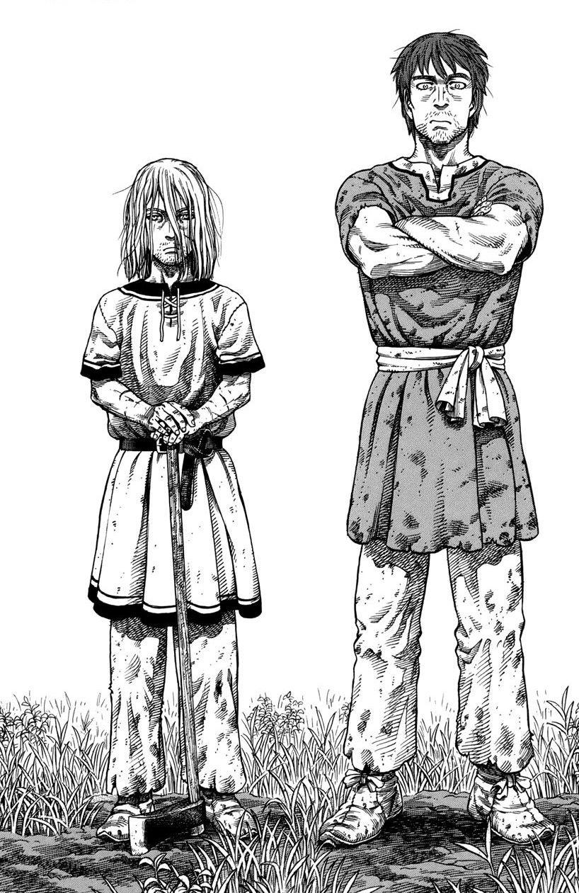 Thorfinn / Einar?Vinland Saga? in 2020   Vinland saga manga, Vinland saga,  Saga