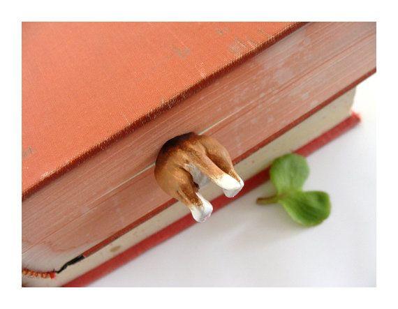 Beagle Puppy Bookmark Humorous Bookmarks Beagles Beagle