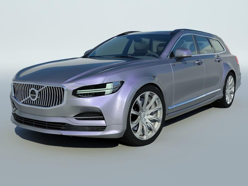 Volvo V90 3D