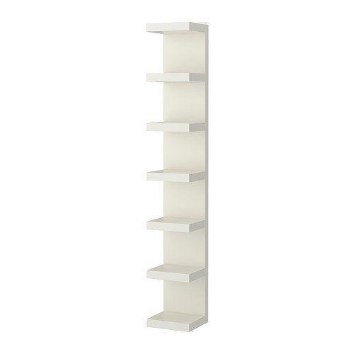 Ikea Lack Półka ścienna Biała 190x30 Cm Regał Pokój