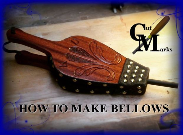Bellows Diy Forge Fireplace, Make Your Own Fireplace Bellows