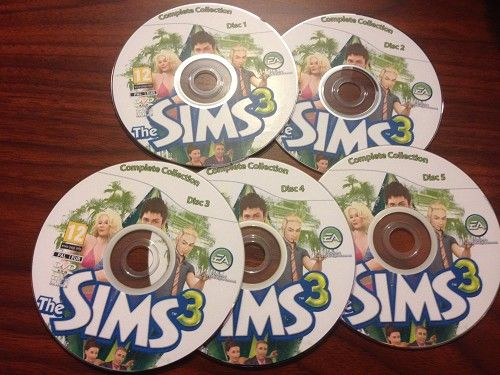 The Sims 3 COMPLETE Collection Bundle Set with 20 Expansions