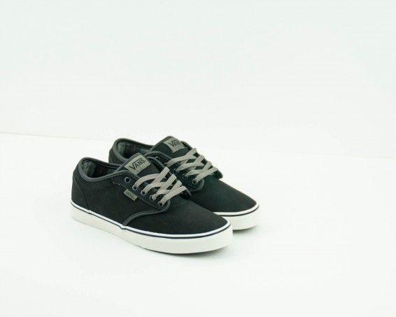 a0800ba4a Zapatillas Vans negras