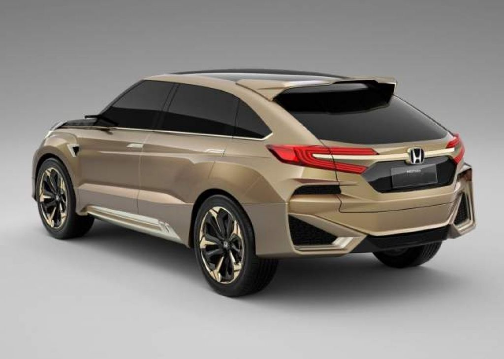2017 Honda Crosstour Review Release Date 2018 Compact Suv Changes And
