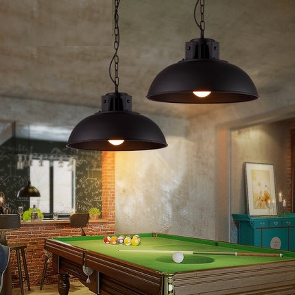 228.88$  Buy now - http://alig6n.worldwells.pw/go.php?t=32714306597 - American Loft Style Retro Iron LED Pendant Light Fixtures Vintage Industrial Lighting For Dining Room Bar Hanging Lamp 228.88$