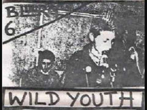 Wild Youth - Last Punk In Town