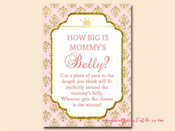 picture relating to How Big is Mommy's Belly Free Printable referred to as How large is mommys stomach, bet the dimension of mothers abdomen