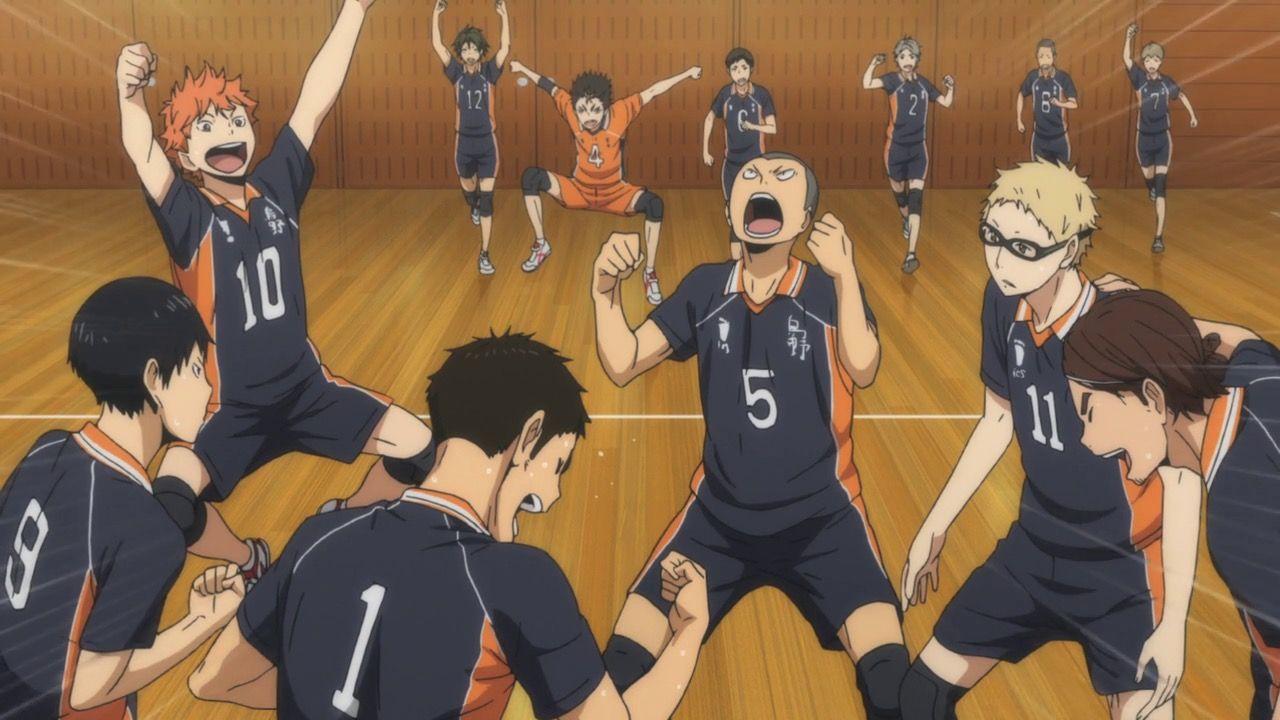 Haikyuu Season 2 16 Lost In Anime Haikyuu Characters Haikyuu Manga Anime
