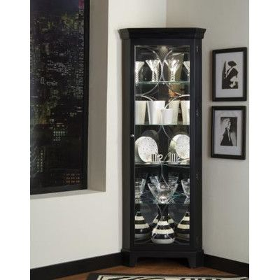 Shop for Pulaski Furniture Corner Curio, and other Living Room Cabinets at  Union Furniture in Union,Missouri. There are many