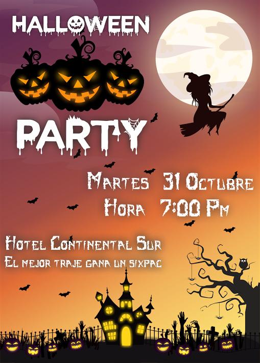 Kilotapias Espaciohonduras Disenos De Tarjetas De Fiestas Para Halloween Mas Informacion En E Tarjetas De Fiesta Tarjetas De Halloween Halloween Invitaciones