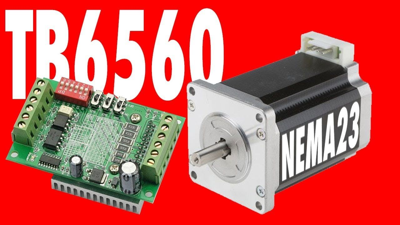 Tb6560 nema 23 arduino tutorial radios pinterest arduino tb6560 nema 23 arduino tutorial arduino programmingstepper motor cncradios baditri Gallery