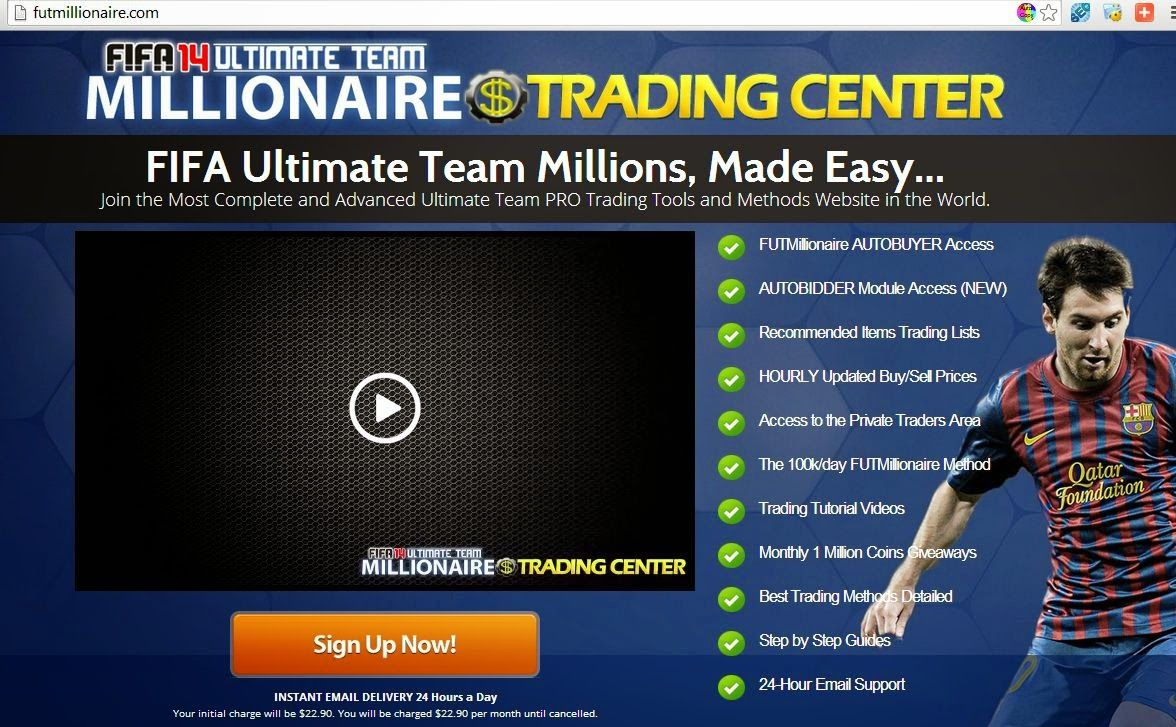 FIFA Ultimate Team Millions, Made Easy…