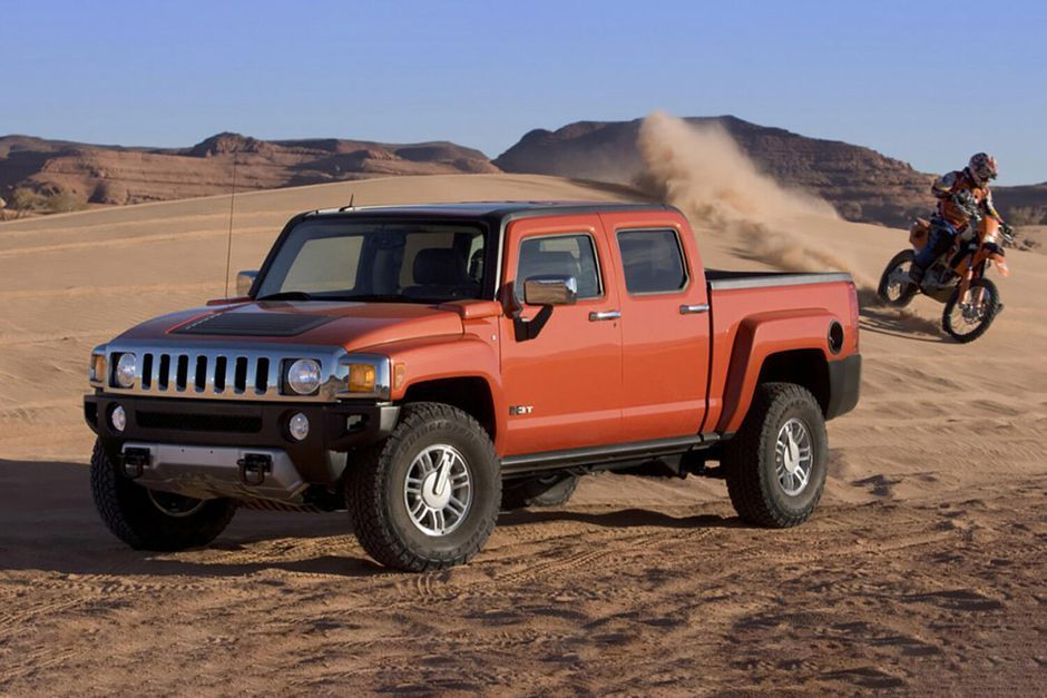 Electric Hummer Pickup Will Debut In Super Bowl 54 Ad Report Says In 2020 Hummer Pickup Hummer New Hummer