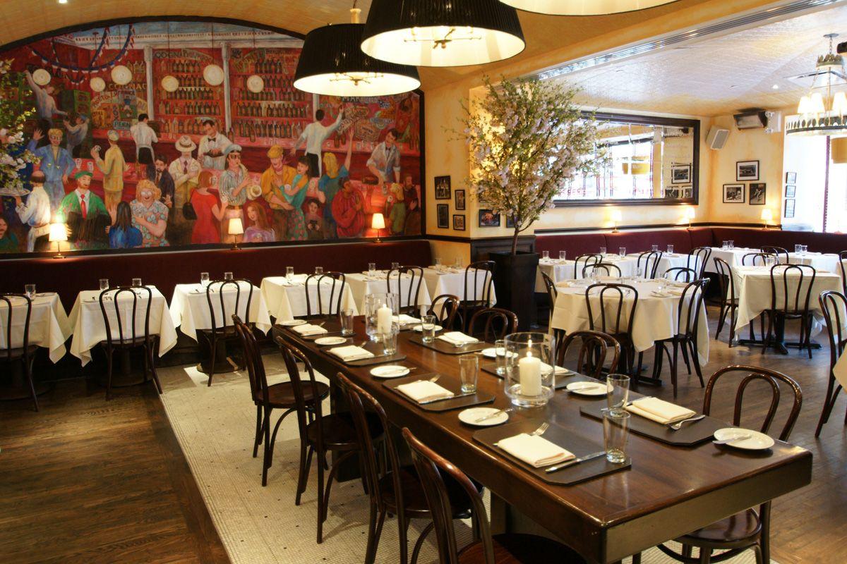 Photos Brasserie Cognac New York Ny Restaurant New York