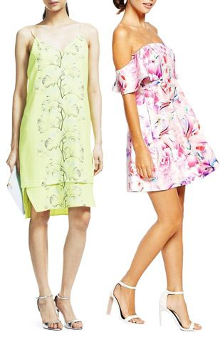 7f613b9df6d It s all about Florals for Wedding Guest Dresses this Summer 2015 ...