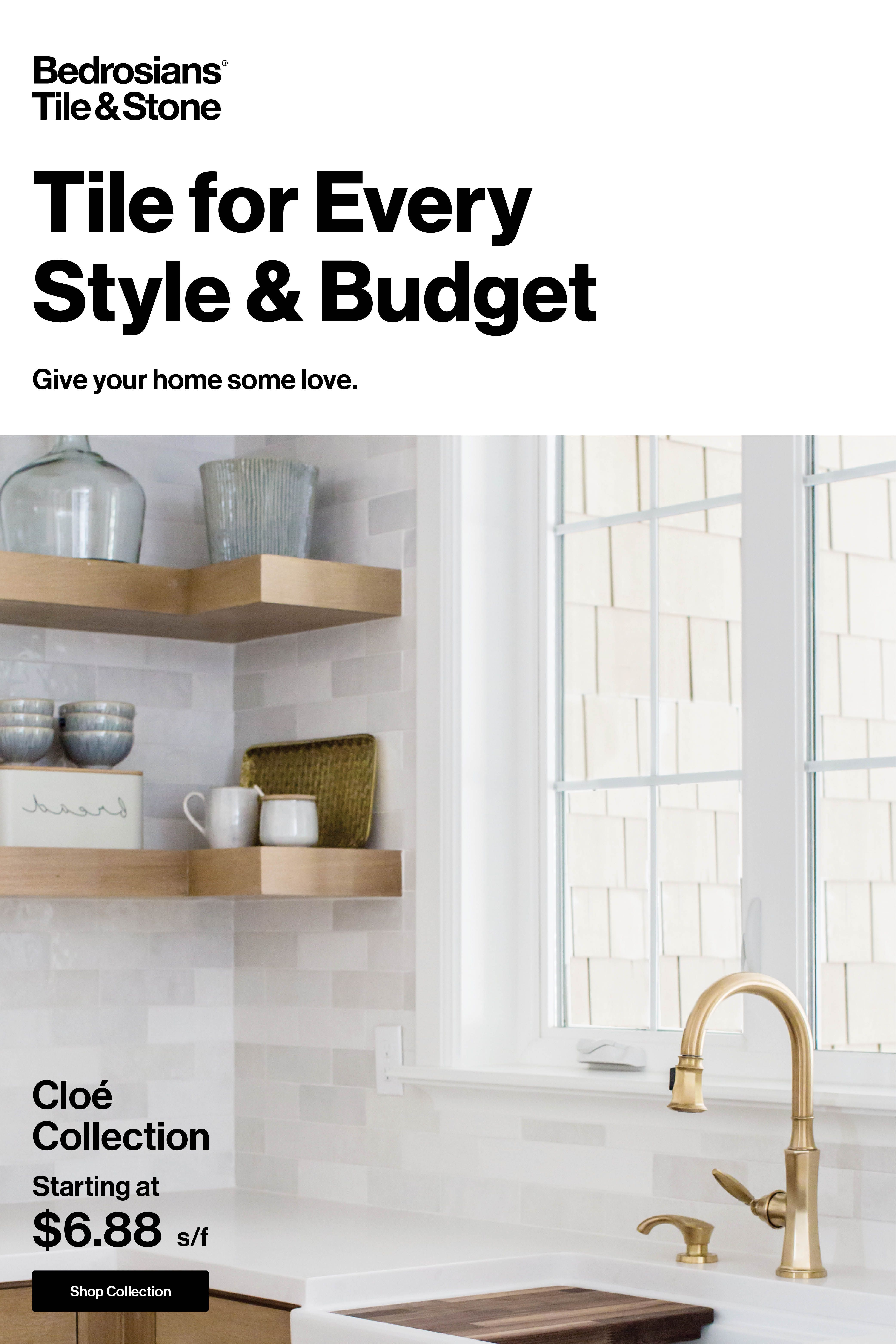 cloe 2 5 x 8 ceramic tile in white kitchen remodel small lake house kitchen kitchen inspirations