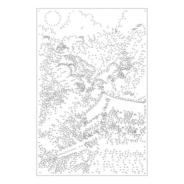 Difficult and Extreme Dot to Dot adult printables online   Fun ...