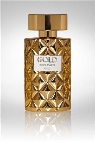 Gold Perfume Bottle   Going for gold