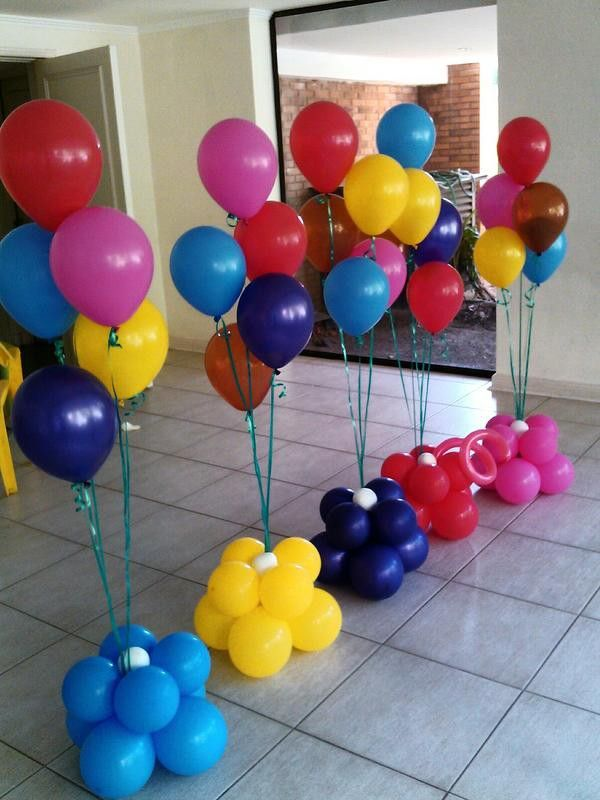 birthday bouquets fiestas Pinterest Birthdays Balloon