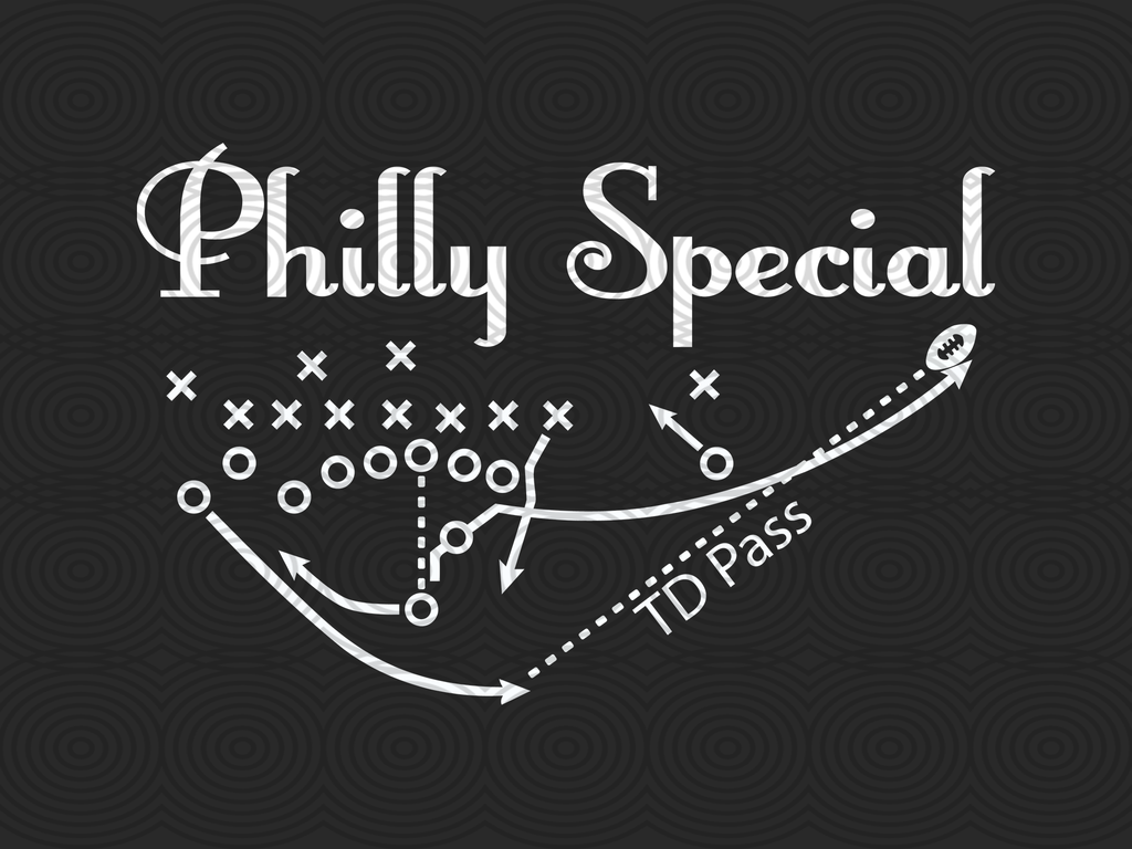Philly Special Philly Philly Philly Philly Special Play Philly Football Philly Special Gift Philly Special Anniversary Philly Lover Sv Svg Cricut Philly